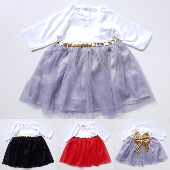 harga Dress baju pesta anak bayi perempuan putih tutu pita manik gold Tokopedia.com