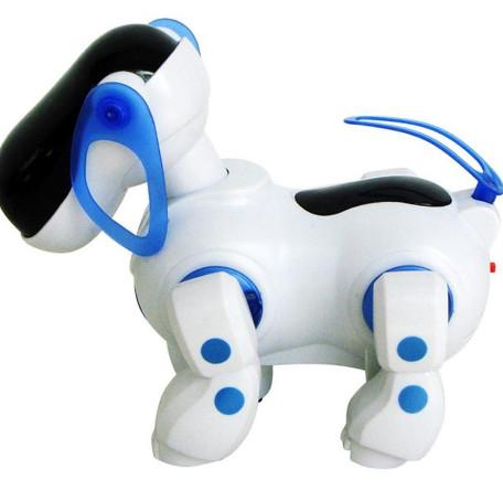 Foto Produk HADIAH ULANG TAHUN MAINAN RC SMART DOG ROBOT ANJING PINTAR dari Meliyana Store