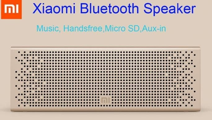 Info Xiaomi Speaker Bluetooth Subwoofer Hargano.com