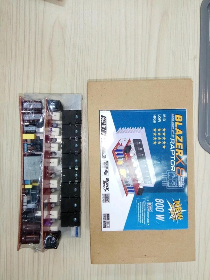 Katalog Power Amplifier 800 Watt Hargano.com