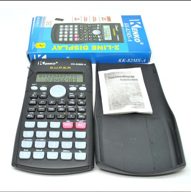 harga Kalkulator sains 240 fungsi cocok untuk pelajar peneliti Tokopedia.com