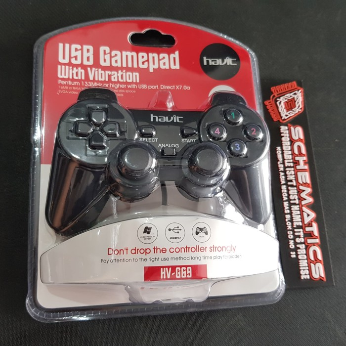 HAVIT HV-G69 GAMEPAD DRIVERS FOR WINDOWS 7