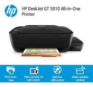 Printer Hp Deskjet GT 5810 All In One Parto Printer