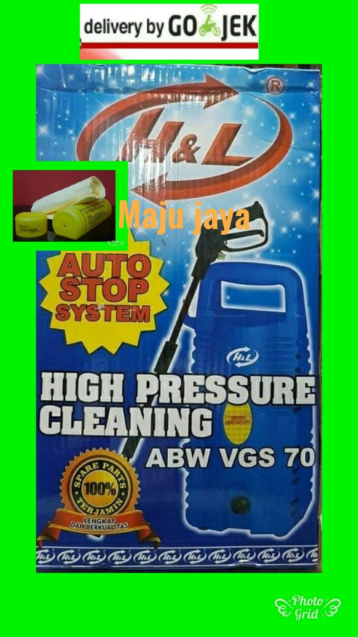 Jual Jet Cleaner H L Mesin Steam Kanebo Lakoni Laguna 70 100 Ryu Firman