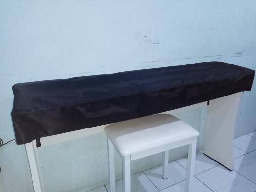 harga Cover penutup debu piano digital yamaha p45 kawai es100 110 134x32 dll Tokopedia.com