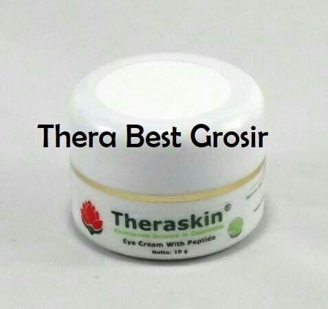 Theraskin Eye Cream Peptide - cream utk Kantung mata