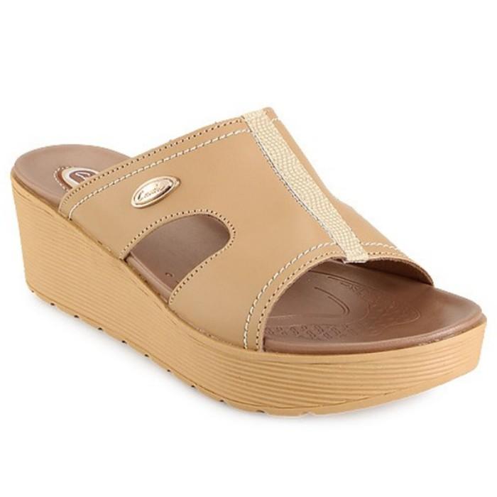harga Carvil sandal casual ladies future 01 l camel - beige 38 Tokopedia.com