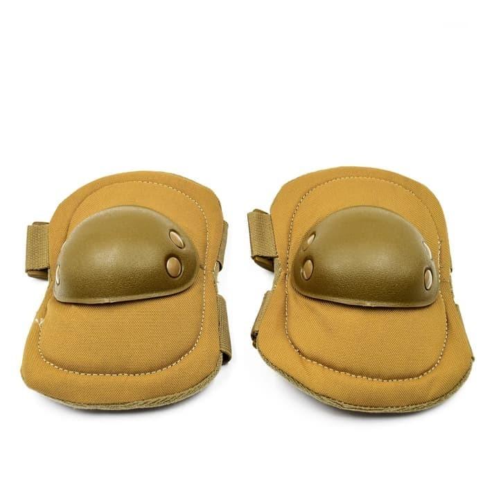 harga Deker jghx001 pelindung siku lutut dan tangan perlengkapan army tbe Tokopedia.com