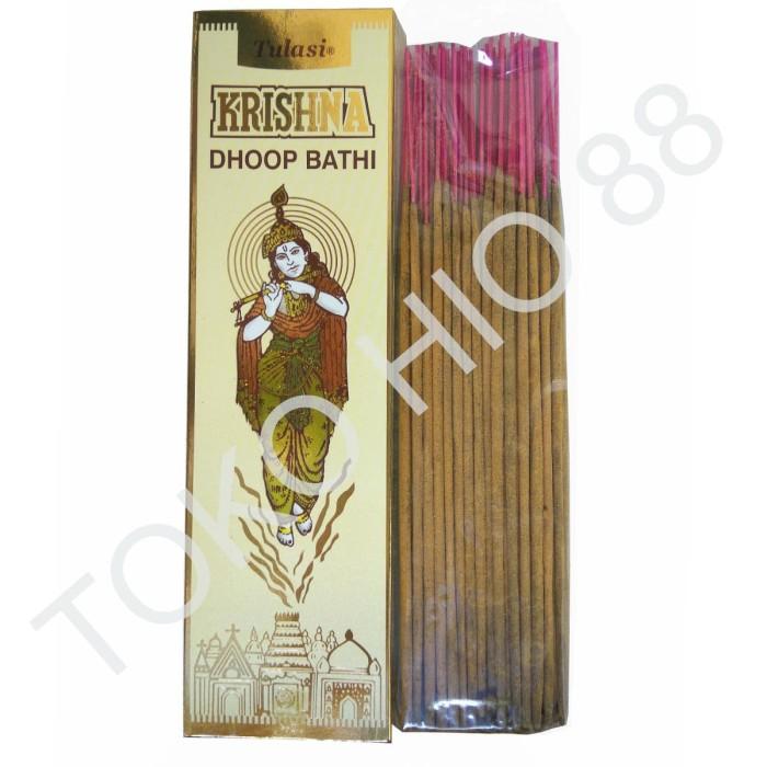 harga Hio / dupa basah wangi india aromaterapi tulasi krishna dhoop bathi Tokopedia.com