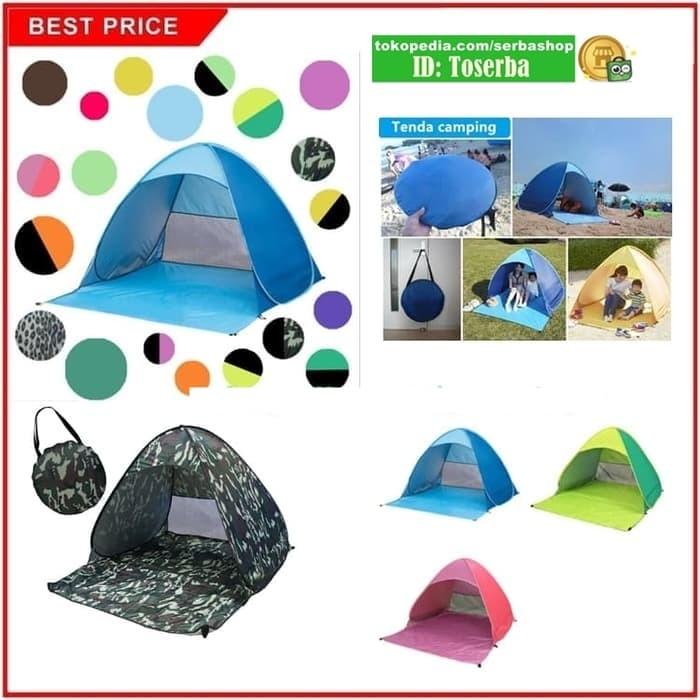 Tenda Anak Kemah-Kemahan/Camping Murah,Kado/Hadiah Ulang Tahun