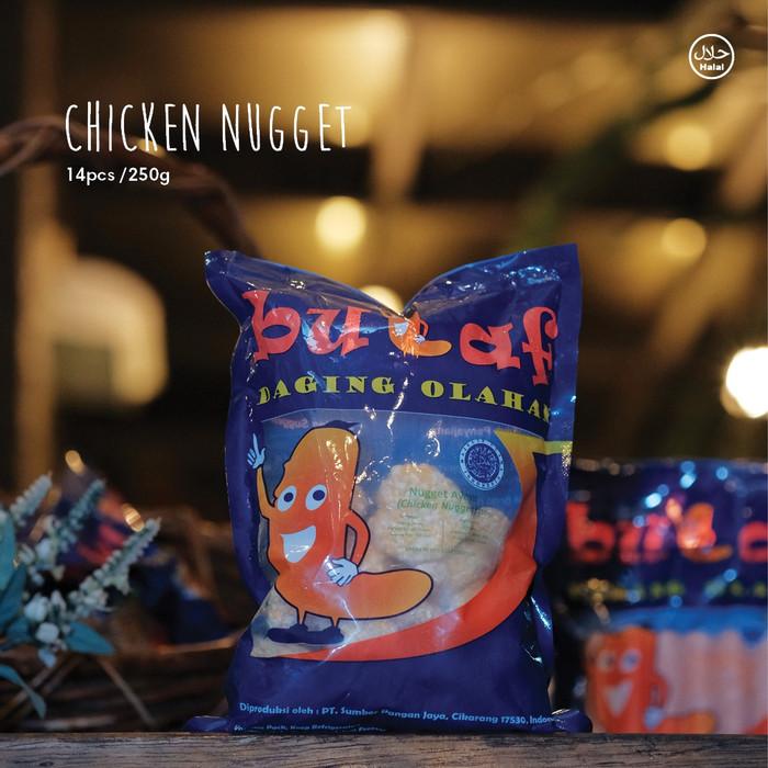 harga Bulaf sosis chicken nugget isi 14 Tokopedia.com