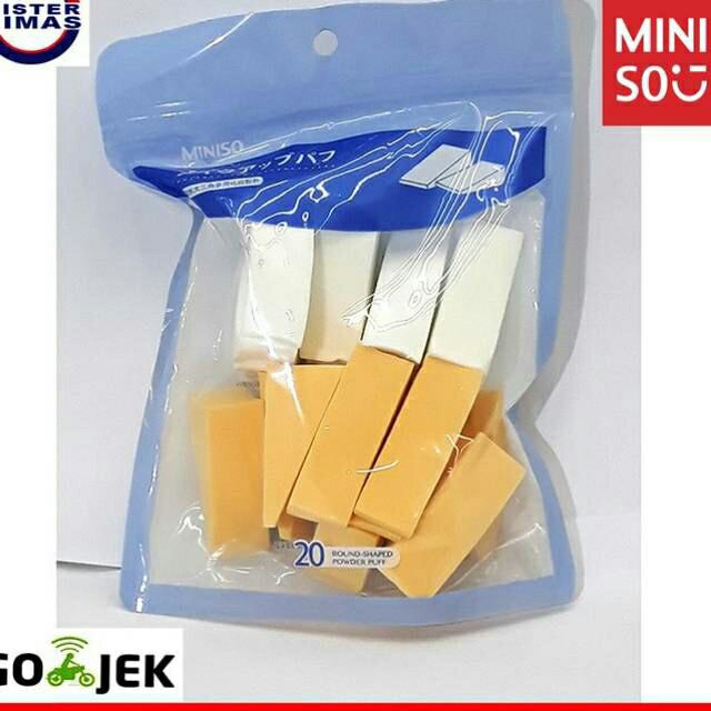Miniso sponge make up 20pcs best seller