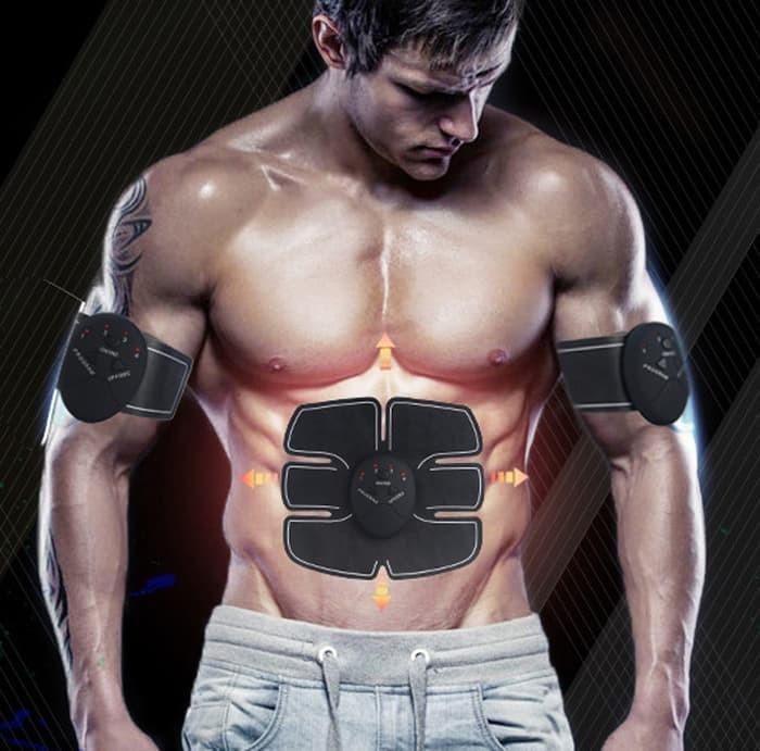 harga Stimulator muscle alat pembentuk otot six pack Tokopedia.com