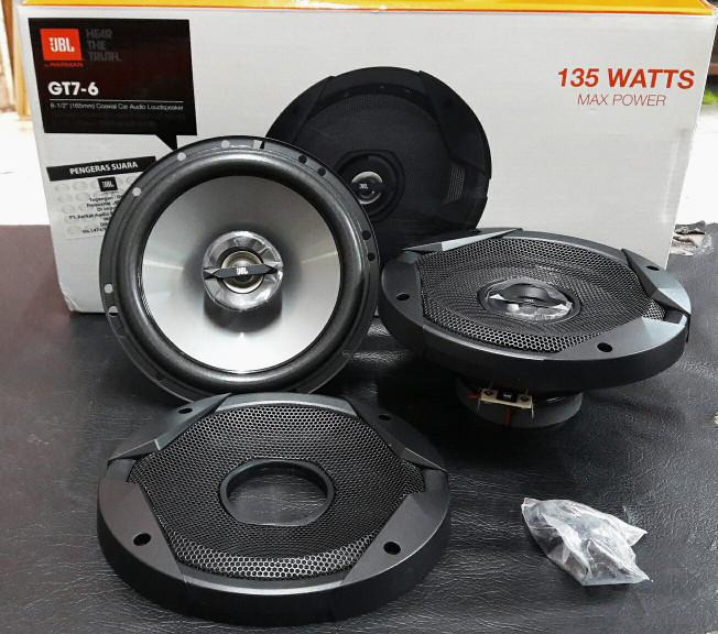 harga Speaker coaxial 2way 6.5  jbl gt7 - 6 / 1 set audio mobil Tokopedia.com