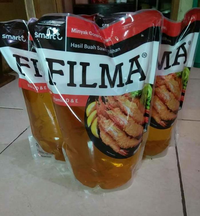 harga Minyak goreng filma signature 2l Tokopedia.com
