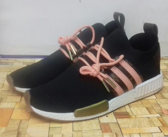 Jual Sepatu Adidas NMD R1 Louis Vuitton Black Premium Quality Jakarta Selatan Arena Shoes 69 | Tokopedia