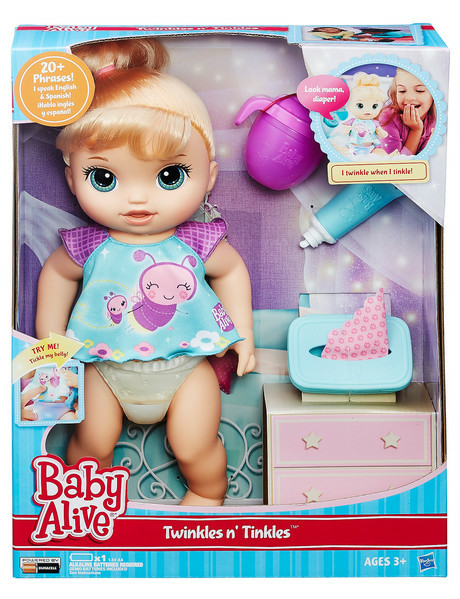 harga Boneka baby alive twinkles n tinkles original Tokopedia.com