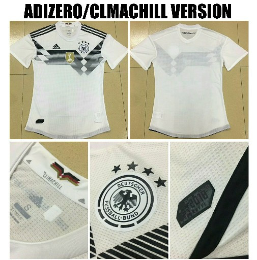 Jersey jerman home adizero world cup 2018