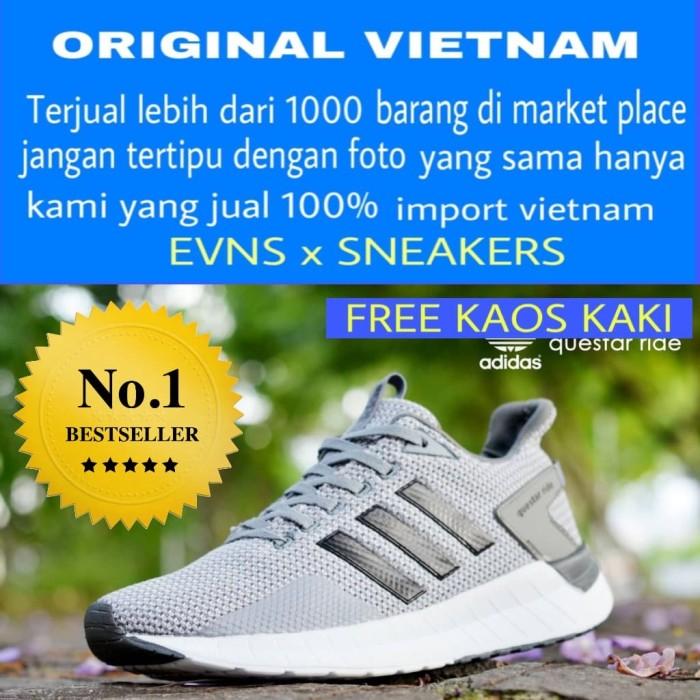 Jual SEPATU ADIDAS QUESTAR ORIGINAL NEW MURAH - gyshel sneakers ... aedcac665e