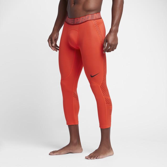 NIKE MEN POWER TECH TIGHT SEQUOIA 833110 355 S 2XL 01 INTL. harga Nike As