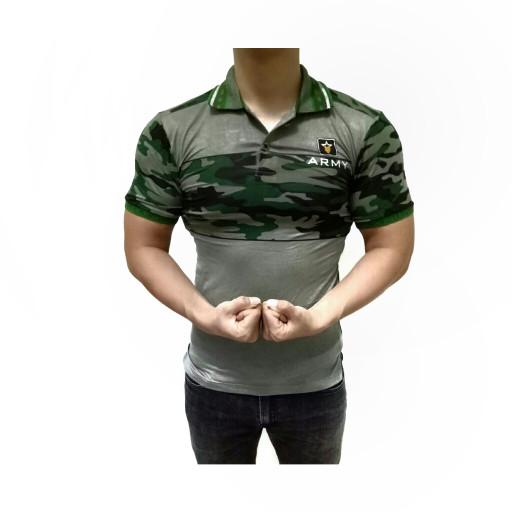 harga Kaos baju polo kemeja army tentara loreng Tokopedia.com