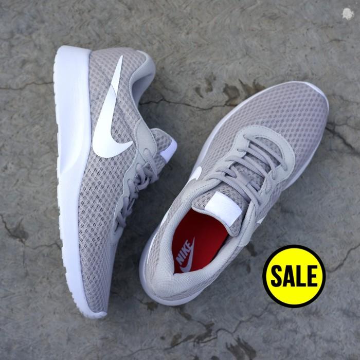4aef6134c Jual Sepatu Nike ORIGINAL Tanjun Grey White - Kota Tangerang ...