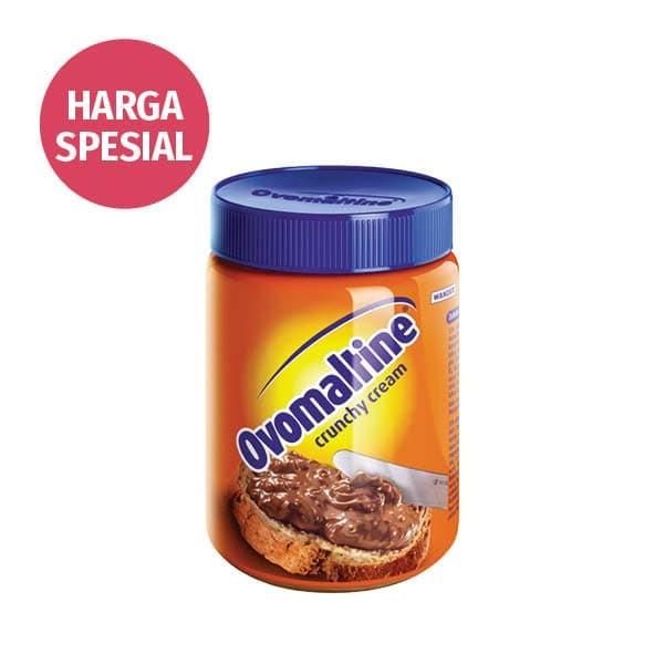 harga Ovomaltine crunchy cream swiss receipe 340 gr Tokopedia.com
