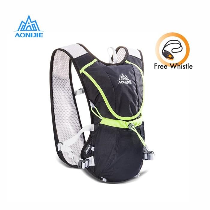 Jual Aonijie Hydration Backpack E883 – Trail Marathon Running – Black Harga Promo Terbaru