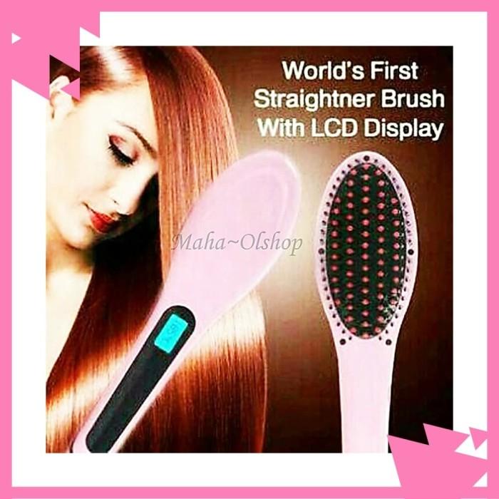 harga Sisir catok pelurus rambut / catokan rambut best seller terlaris!!! Tokopedia.com