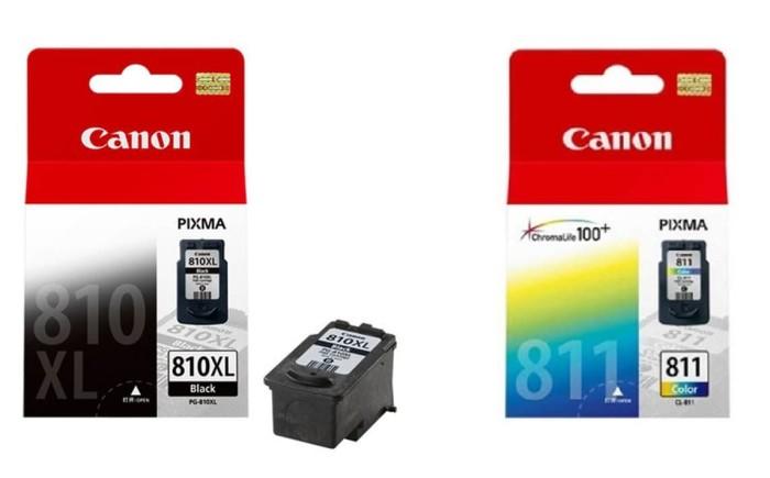 Katalog Cartridge Canon 810 Dan 811 DaftarHarga.Pw