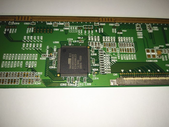 Jual IC Tcon panel Layar Tv Monitor Lcd LED logic Board Hannstar Novatek CP  - DKI Jakarta - Super Ajie   Tokopedia