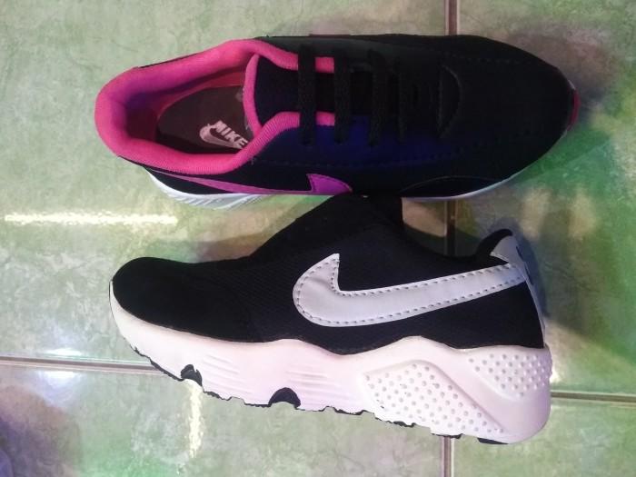 harga Sepatu anak nike running 31-35/olahraga/sekolah Tokopedia.com