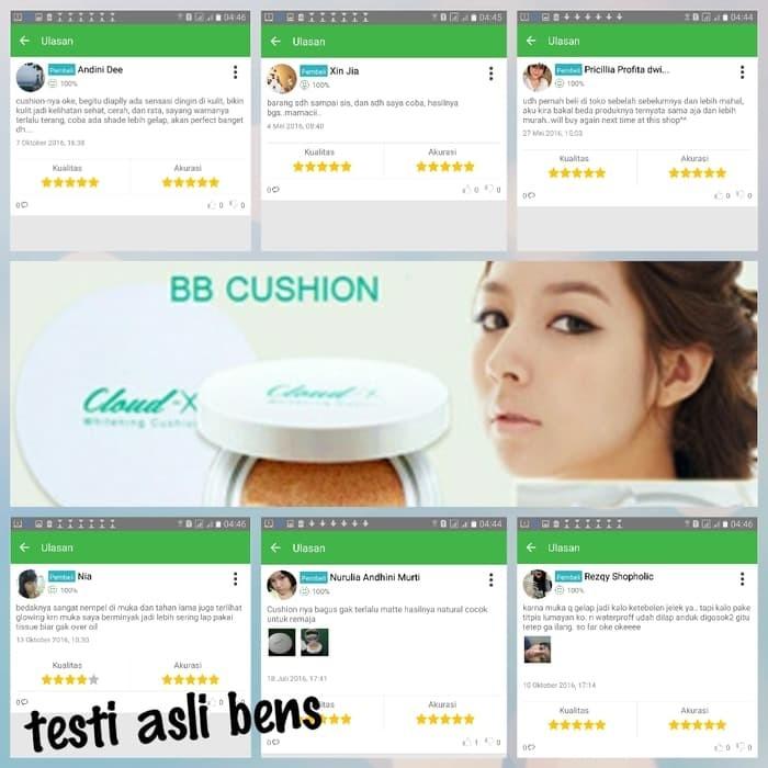 Katalog Cloud X Bb Cushion Hargano.com