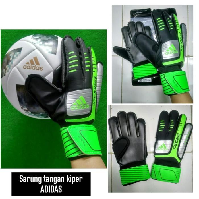 harga Sarung tangan kiper bola / gloves adidas Tokopedia.com