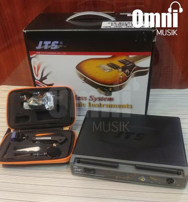 harga Jts ur816d wireless guitar / saxophone / wireles gitar ut16gt 508gt Tokopedia.com