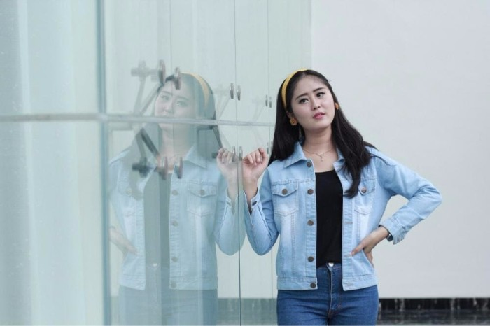 Promo Jaket Zaera Jacket Jeans Wanita Import Murah Realpict Bangkok B 3143a2f5ad