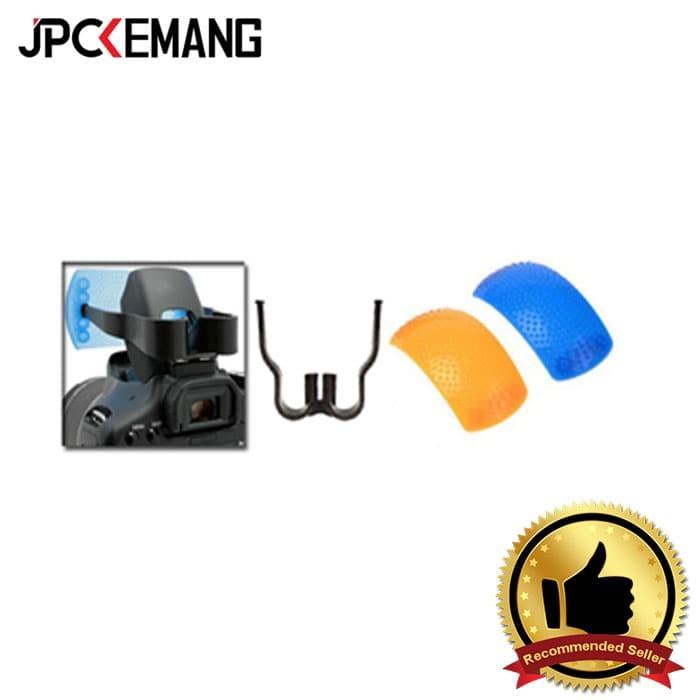 Jual Puffer Pop-Up Flash Diffuser 2 Colours Harga Promo Terbaru