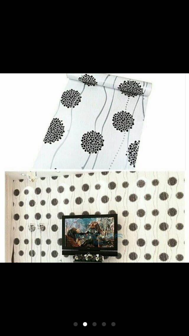 100 Wallpaper Black Bunga HD Paling Baru