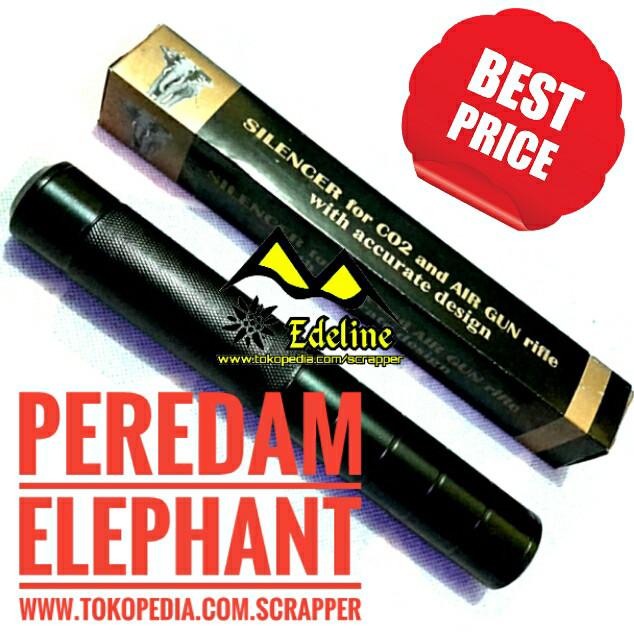 harga Peredam senapan elephant Tokopedia.com