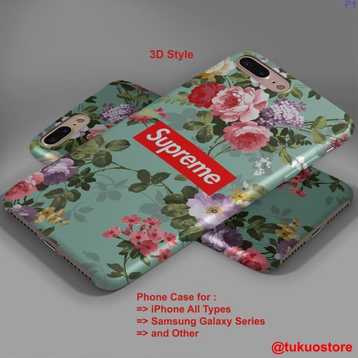 premium selection 205c4 24e52 Jual supreme flower 2 Hardcase,iphonecase dan semua hp - Jakarta Barat -  grosircasing | Tokopedia