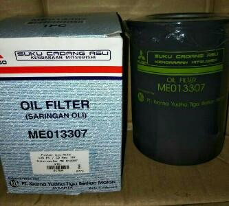 harga Filter oli mitsubishi colt diesel new intercooler 2007- Tokopedia.com