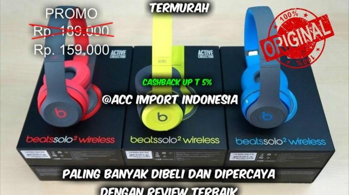 harga Handsfree headset beats bluetooth earphone bando wireless tm-019 Tokopedia.com