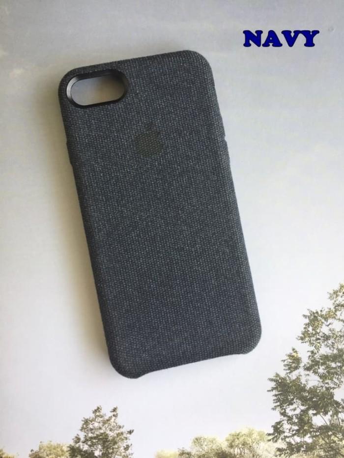 harga Canvas case iphone 7 casing kain hardcase original packaging Tokopedia.com