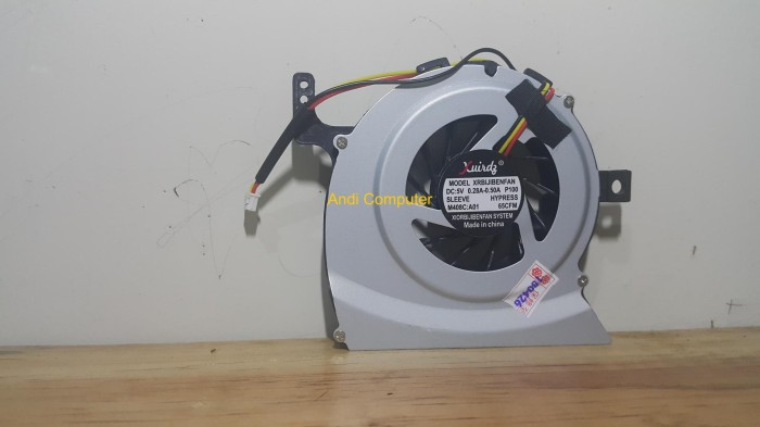 harga Kipas cooling fan processor laptop toshiba satellite l745 l740 l700 Tokopedia.com