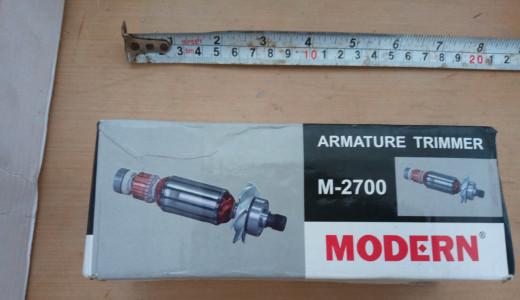 angker mesin trimer modern M 2700