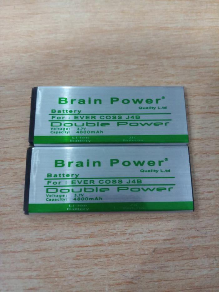 harga Batrei batre batery hp cross j4b brain power Tokopedia.com