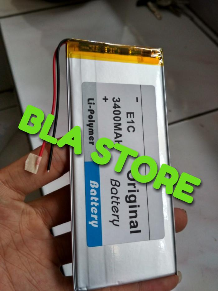 ... harga Batre baterai battery batere tab advan e1c e1c+ plus t1l t1r original Tokopedia.com