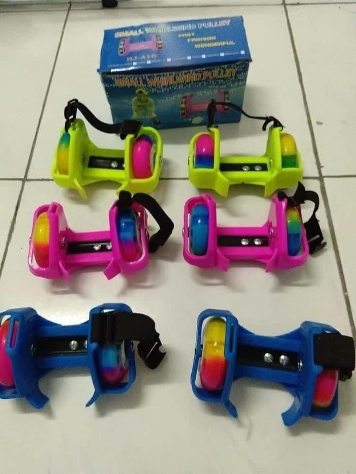 harga Flashing roller skate wheels sepatu roda untuk anak2 Tokopedia.com