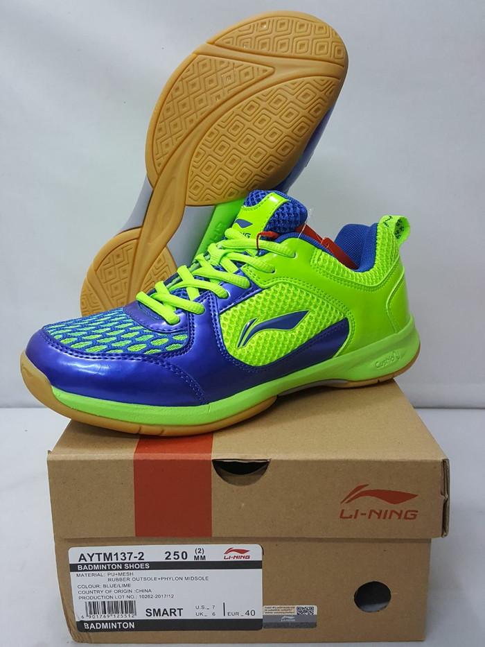 harga Original lining smart sepatu badminton Tokopedia.com