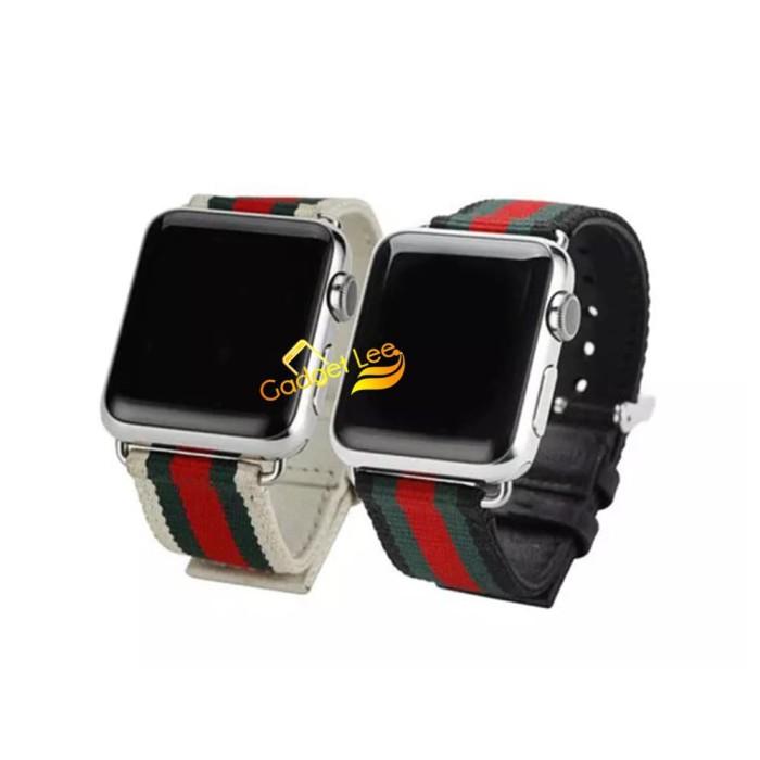 465c9a9042a Jual Strap Apple Watch Gucci Series - Tali Apple Watch - Band Gucci ...